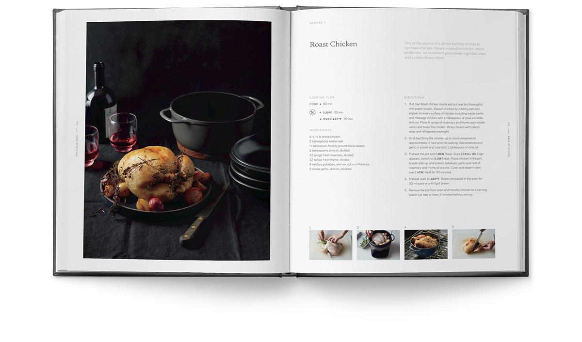 Vermicular Cookbook